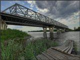 Мост через р. Волхов