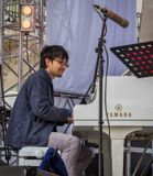 Alfa Jazz Fest 2014, Львов Eddie Allen & PUSH ( США )