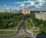 Обнинск сегодня (фрагмент)