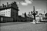 Mесто фотографирования, Градчанская площадь-Градчаны-Прага-1