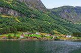 Норвегия, Согнефьорд