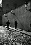 Mесто фотографирования, Чернинская улица-Градчаны-Прага-1