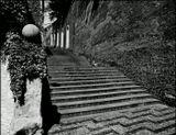 Mесто фотографирования, Новая замковая лестница-Градчаны-Прага-1
