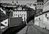 Mесто фотографирования, улица Ке Граду-Градчаны-Прага-1