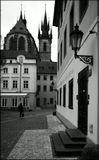Mесто фотографирования, Cтарый Город-Прага-1