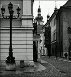 Mесто фотографирования, площадь Овоцны трг-Cтарый Город-Прага-1