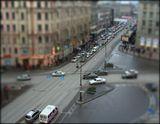 Петроградка, с крыши