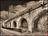 Это Рига, городская стена, восстановленная поляками в 80х годах прошлого века.