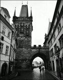 Mесто фотографирования, Мостецкая улица -Мала Страна-Прага-1