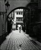 Mесто фотографирования, Тынская улица-Cтарый Город-Прага-1