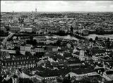 Mесто фотографирования, башня собора Святого Вита-Пражский Град-Прага-1