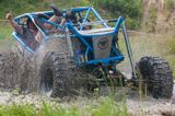 sport car offroad trial extreme water