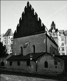Mесто фотографирования, Майзелова улица-Cтарый Город-Прага-1