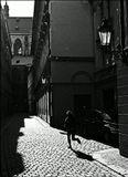Mесто фотографирования, Тынская улочка-Cтарый Город-Прага-1