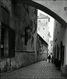 Mесто фотографирования, Саская улочка -Мала Страна-Прага-1