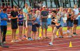 Супер Сара  финишировала вторая с новым личным рекордом