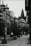 Mесто фотографирования, улица На Пршикопе-Новый Город-Прага-1