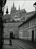 Mесто фотографирования, улица Летенска-Мала Страна-Прага-1