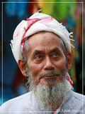 Пхукет, Тайланд. Торговец медом. P.S. Мой первый портрет незнакомого мне человека.
