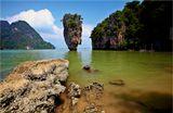 Тайланд, остров Джеймса Бонда
