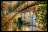 Прага..Карлов мост