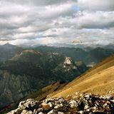 Гора Монте Бальдо, округ Верона, Италия