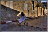 Игры в Тель-Авивских переулках