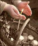 Пасхальное богослужение особенно торжественно и радостно...