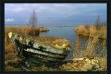 Когда штормит по жизни и бросает,И, кажется: вот-вот и.. не смогу...Я к берегу родному лодку направляюИ непогоду жизни в бухте пережду.---------------------------Поздняя осень на Байкале