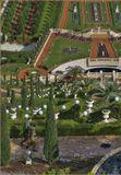 Израиль, г. Хайфа, Бахайские сады, январь 2006 г.
