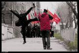 в кадре для вас: фотографы Рустам Хакимов и Валерий Миняев, а также первомайский актив регионального отделения КПРФ )