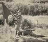 сын полка реконструкция война 1944    победы