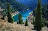Горное озеро Коинды в горах Алатау. Около 300 км на восток от Алма-Аты. См. также другие планы:http://www.lensart.ru/picture-pid-a59e.htmhttp://www.lensart.ru/picture-pid-a3b1.htmhttp://www.lensart.ru/picture-pid-a361.htm