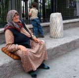 Турция. Анкара. Старый город.