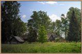 Деревня Соколово.Постоянных жителей двое