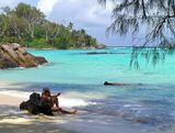 Необитаемый остров...Сейшелы