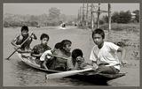Бирма. Озеро Инле