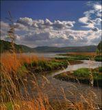 Одна из множества рек, питающих Байкал