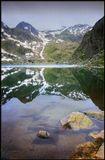 Высокогорное альпийское озеро Тума, исток Рейна - цель нашего пути. Непростой подъем 2 часа оправдал ожидания...