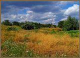 Окрестности деревни Красюковки.