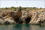 Турция, Средиземное море, островок.