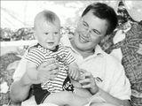 Папа с сыном :)