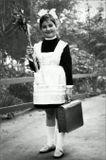 1 сентября 1971 года. Московский дворик на Авиамоторной улице. Папа фотографирует меня ФЭДом. :) Скан с фотографии.=Пожалуйста, не ставьте оценки!.