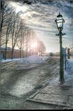Ходил я как-то прошлой зимой по Петропавловке......
