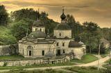 Церковь Параскевы Пятницы в г.Старица