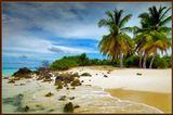 Мальдивы.Необитаемый остров. Вот такая получилась туристическая окрыточка :).