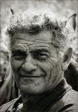 Вазген. 78 лет. Охотник из Абхазии...На заднем плане его лашадь... :)