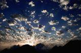АбхазияВид с горы Арабика на Турцию, предположительно находящуюся за заходящим солнцем... ;)
