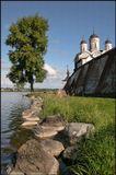 Кирилло - Белозерский монастырь.
