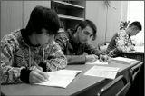 Физико-математический Лицей при МИФИ.Завершение триптиха об уроке математики :).Учитель вошёл в класс... :)
